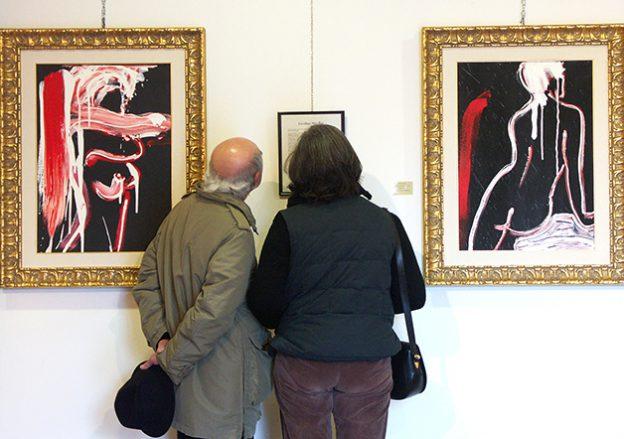 Giordano Macellari - solo exhibition Sant'Elpidio a Mare