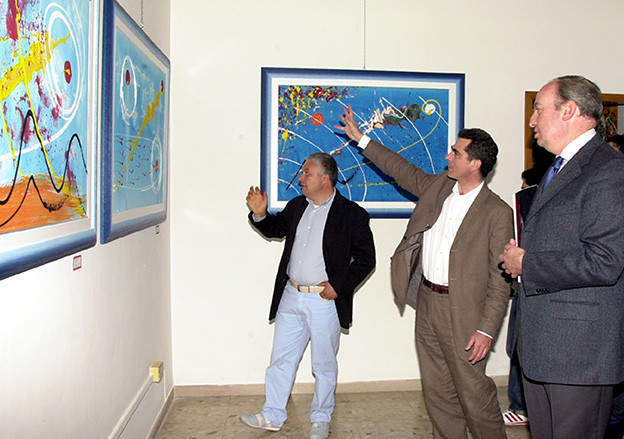 Giordano Macellari - solo exhibition in Sant'Elpidio a Mare