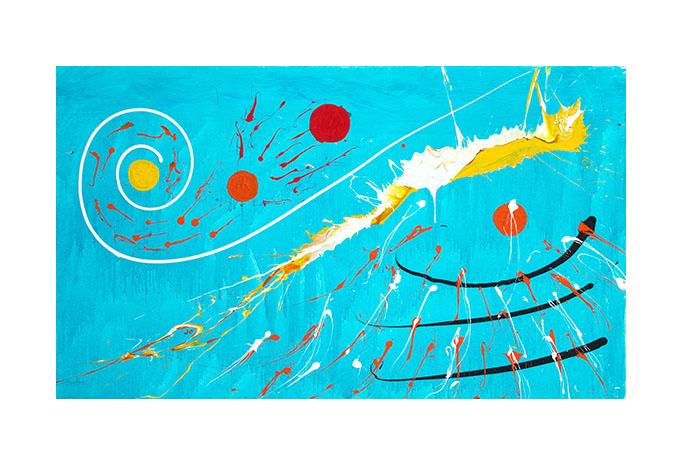 Giordano Macellari - My Universe