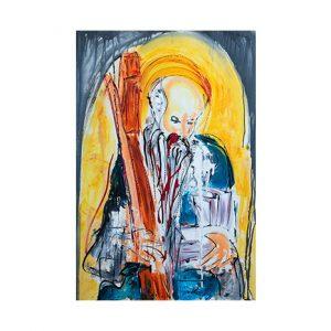 Giordano Macellari - acrylic on canvas