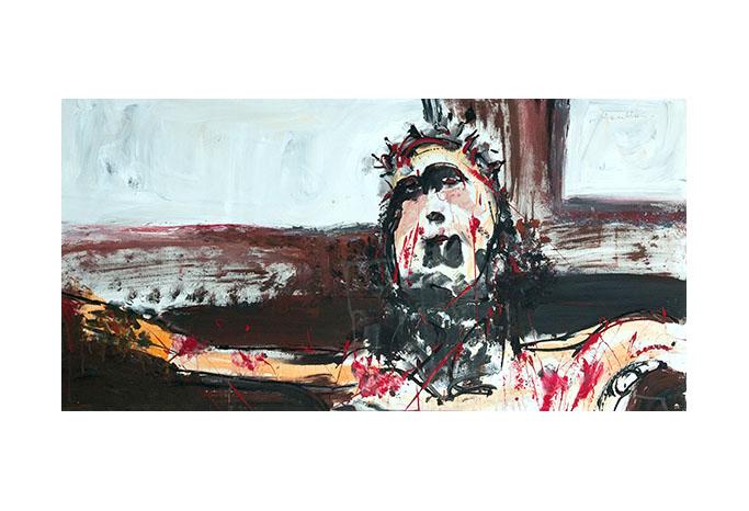 Giordano Macellari - Crucifixion