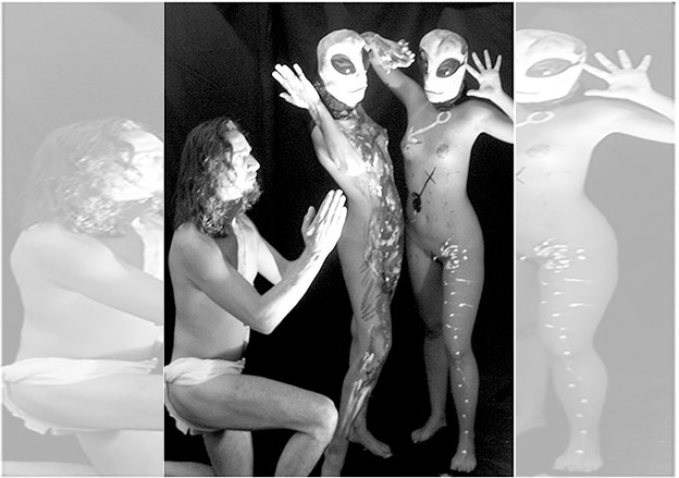 Macellari New York - Body Painting